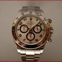 "Rolex Cosmograph Daytona "" Oro Bianco """