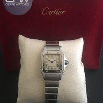 Cartier Santos Galbee Stainless Steel