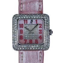 オーデマ・ピゲ (Audemars Piguet) Pave Watch Diamond bezel 18K White...