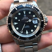 Tudor Superb Matte dial Submariner black 40 full set