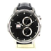Glycine Airman 7 Dual Time (Black)
