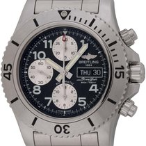 Breitling : SuperOcean SteelFish 44 Chronograph :  A13341C3/BD...