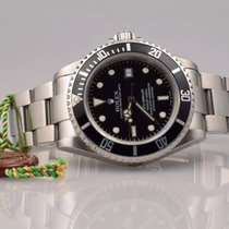Rolex Sea-Dweller 16600T Stahl perfekte Facette 2005 D-Serie -...