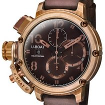U-Boat Chimera Chrono Bronze Limited Edition