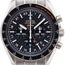 Ωμέγα (Omega) Speedmaster HB-SIA Co-Axial GMT Chrono 321.90.44...