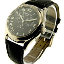 Patek Philippe 5035G 5035G - Annual Calendar with Black Dial -...