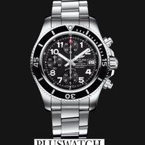 Breitling SuperOcean Chronograph 42mm Black Dial G