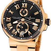 Ulysse Nardin Marine Chronometer Manufacture 45mm 1186-122-8m/42