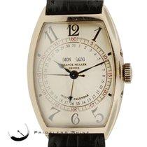 Franck Muller Master Calendar 5850mc Solid 18k White Gold W/...