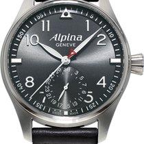 Alpina Geneve Startimer Manufacture AL-710G4S6 Sportliche...
