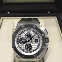 Audemars Piguet Royal Oak Offshore Steel Ceramic Bezel