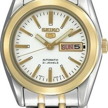 セイコー (Seiko) 5 Ladies SYMH88K1 Elegante Damenuhr Retro