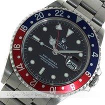 "Rolex GMT Master Stahl U-Serie ""Swiss"" only 16700"