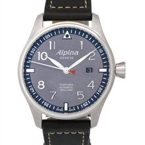 Alpina Startimer Pilot Date Automatic Men's Watch – AL-525GB4S6