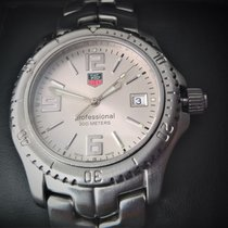 TAG Heuer BIG size Professional, serviced in very good condition