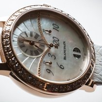 Blancpain WOMEN CHRONOGRAPHE WITH DIAMONDS 3626295458A