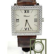 Σοπάρ (Chopard) Classic square 18K white gold diamond 173531 NEW