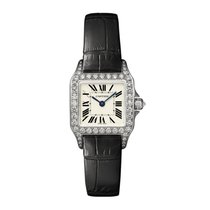 Cartier Santos Demoiselle  Ladies Watch Ref WF902007