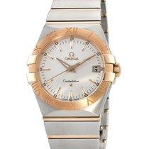 Omega Constellation Men's Watch 123.20.35.60.02.001