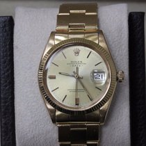 Rolex Date 1501 Year 1965 18K Yellow Gold Collectible