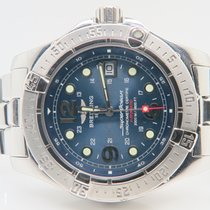 Breitling Superocean Steelfish A17390 Box Paper 2011