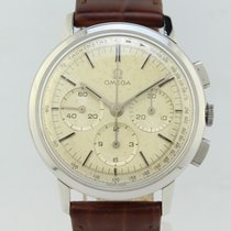 Omega Vintage Chronograph Manual Winding Steel 101.010 Calibre...