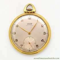 天梭 (Tissot) Pocket Watch circa 1940's