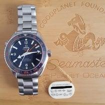 Omega Seamaster Planet Ocean GMT Good Planet 232.30.44.22.03.001