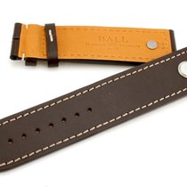 Ball Engineer Master Genuine Leather 22mm Watch Band Strap