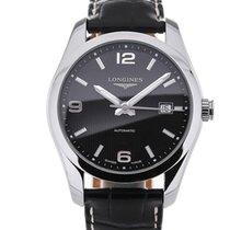 Longines Conquest Classic 40 Automatic Leather