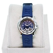Chopard Happy Beach 27/2823 Stainless Dial with Diamond Fish...