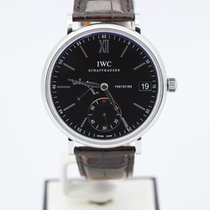 IWC Portofino 8 Day Manual Wind Iw510102 Complete