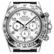 Rolex Daytona Zenith 18kt Weißgold Automatik Chronograph...