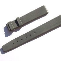 Zenith Calf Band Strap Grey 15 Mm 73/113 New Z15-05