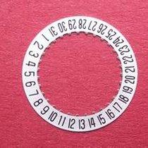 ETA Datumsscheibe, Kaliber 256.111, schwarze Schrift auf...