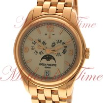 Patek Philippe Annual Calendar Moonphase, Cream Dial - Rose...