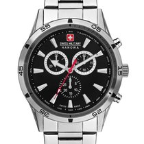 Swiss Military Hanowa 06-8041.04.007 Opportunity Chrono Set...