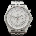 Breitling Bentley Motors Chronograph Stainless Steel Gents A25362