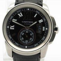カルティエ (Cartier) Calibre W7100041 Automatic Mens Watch Black...
