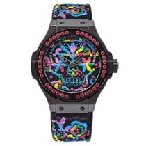 Hublot Big Bang Broderie Sugar Skull Ceramic 41 mm