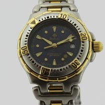 Zodiac Professional 200m 18k Gold and Steel Ladies 308.29.09