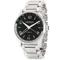 Montblanc Timewalker UTC Black Dial 109135