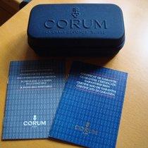 Corum Transport-Box und Papiere