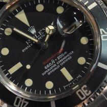 Rolex Submariner 1680 Vintage Original Box, Papers, and Reciept