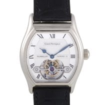 Certified Pre-Owned Girard-Perregaux Mens Automatic White Gold...