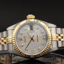 Rolex Ladies Rolex Datejust - 79173 - Anniversary Diamond Dot...
