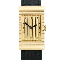 Boucheron Reflet 18K Gold Mens Watch