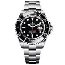 Rolex Sea Dweller 43 mm Stainless Steel 126600 Men's  Watch