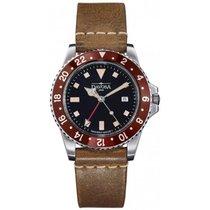 Davosa Vintage Diver GMT Herrenuhr 162.500.65