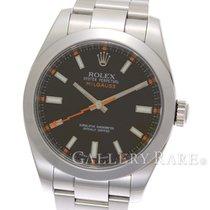 """ロレックス (Rolex) Milgauss Black DIal Steel 40MM """"V Series"""""""